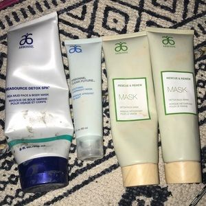 *used* Arbonne masks